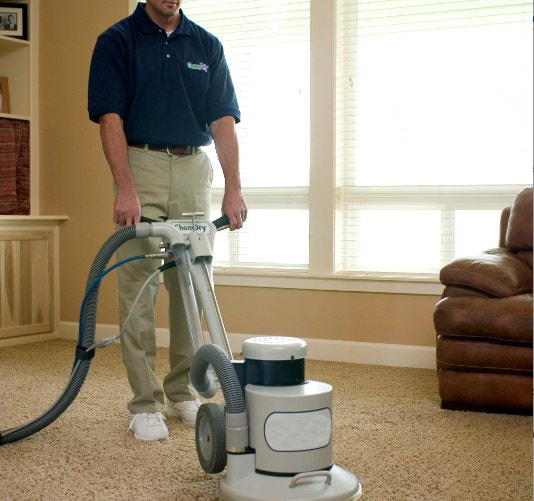Hassle-free carpet cleaning provided by Bellingham's Best House Cleaning