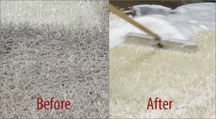 Hire experienced carpet cleaners and see the difference between nicely and poorly groomed carpets